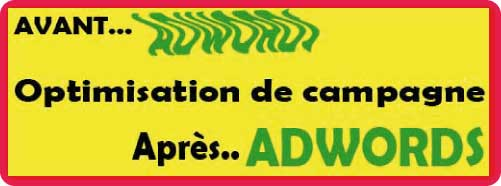 10 leviers pour l'optimisation d'une campagne google adwords post image
