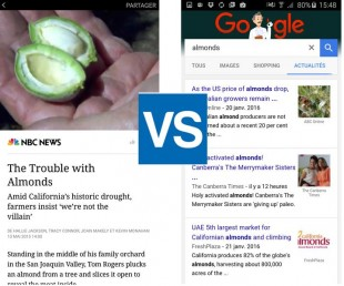 Instant article Vs Google actus
