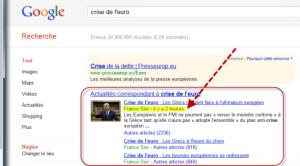 Résultats de recherche update google algorithme