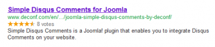 joomla rich snippets