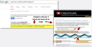 creation serps google