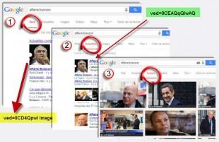 Résultats Serp Google News