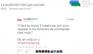 Publicité et Social Média