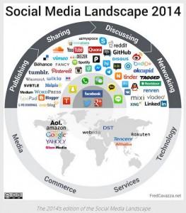 Social Média Landscape