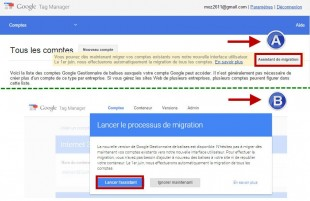 Migration automatique etape1-2