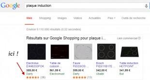 Google shopping Avis