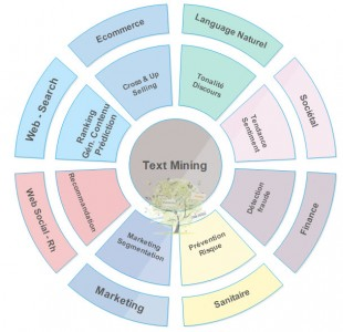 Usages text mining