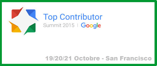 Séminaire des Top Contributors à San Francisco