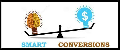 Lancement des «Smart Conversions» pour Adwords