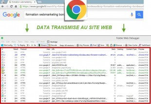 Data Google Chrome