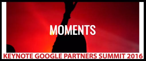 Keynote Google Partners 2016