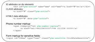 un code source bien propre