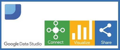 Tout savoir sur l'outil de B.I. » Data Studio» de google