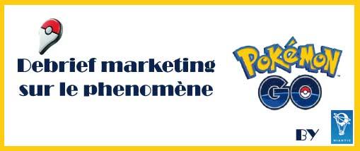 Pokémon Go le phénomène webmarketing