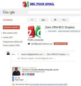 Liaison Bbc / crm