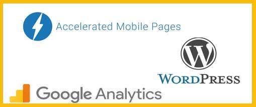 Mesurer les pages AMP dans Google analytics