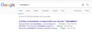 Suggestions d'articles universitaires