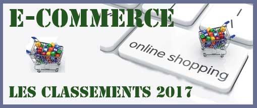 Top classement sites e-commerce 2017