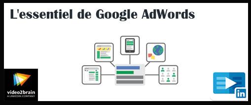 Apprendre adwords en vidéo