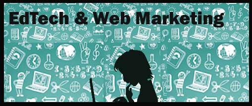 Découverte des EdTech et Webmarketing