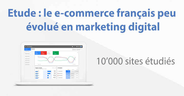 10000 sites ecommerce passés à la loupe !