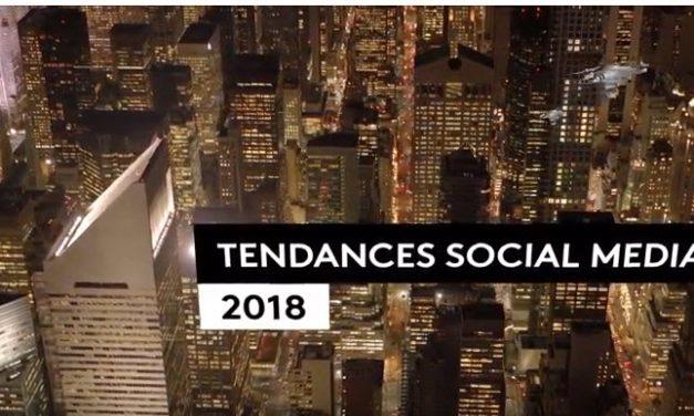 Tendances Social Média 2018 de Kantar Média