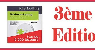 Webmarketing : le livre !