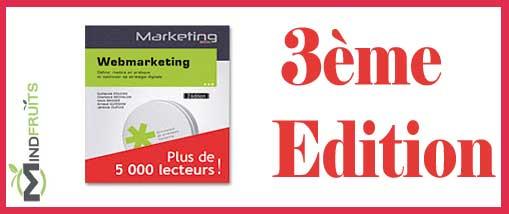 Webmarketing : le livre !