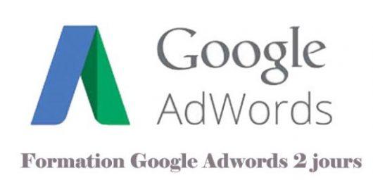 formation google adwords 2018