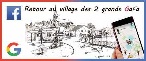 Visibilité locale sur internet : le combat des chefs pour le..village !