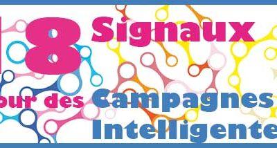 18 signaux pour Campagnes Adwords Intelligentes