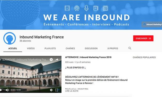 3 Vidéos sur l'Inbound Marketing