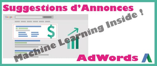 Suggestions d'annonces dans Google AdWords