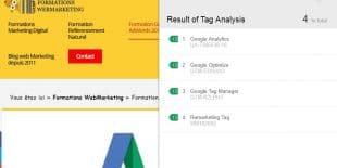 tag assistant google optimize