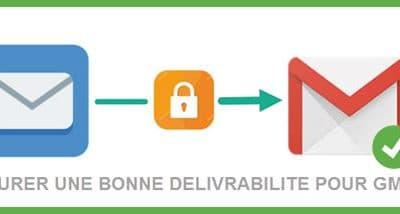 Délivrabilité avec Gmail