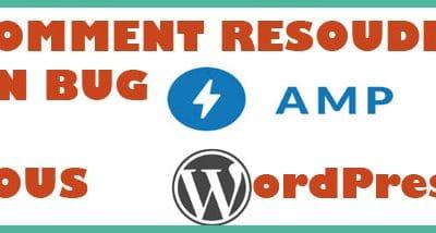 Comment débugguer l'AMP avec WordPress