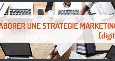 Elaborer une Stratégie marketing digital – 6 Etudes de cas (pdf)