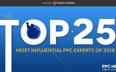 Top 25 Gourous du Sea selon PPC Hero