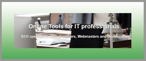 Outils gratuits pour professionnels IT