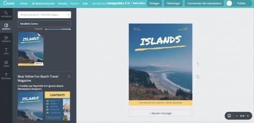 Design emailing