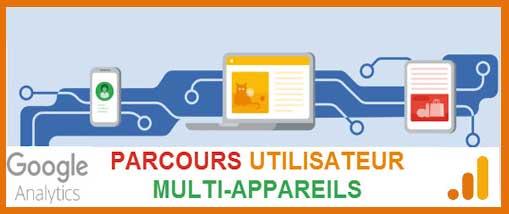 Rapports multi-appareils avec les signaux de Google Analytics