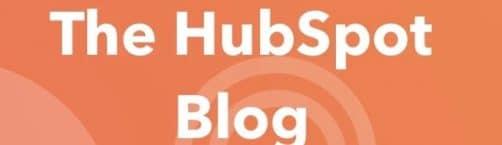 Hubspot blog