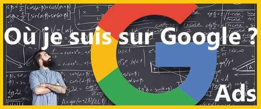 Google Ads les nouveaux indicateurs de positionnement