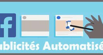 Publicités automatisées Facebook