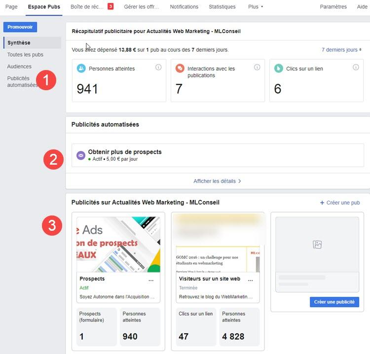 Reporting Publicité Automatisée