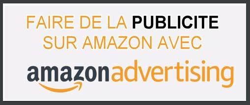 Faire de la publicité sur Amazon