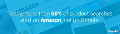 Pression sur Google d'Amazon