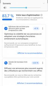 Application google ads