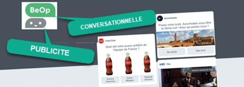 La publicité conversationnelle avec Beop