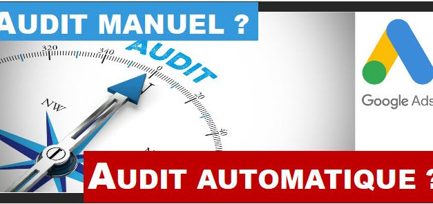 Audit Google adwords